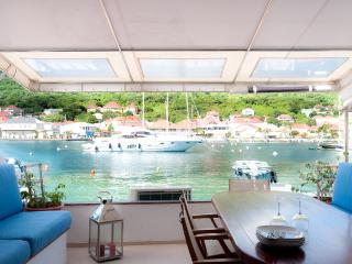 Mahi at Gustavia, St. Barth - On the Dock of the Harbour, Walking Distance to Shell Beach - Gustavia vacation rentals