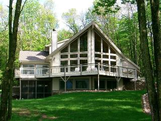 Lake Lodge on 9 acres - Merrillan vacation rentals
