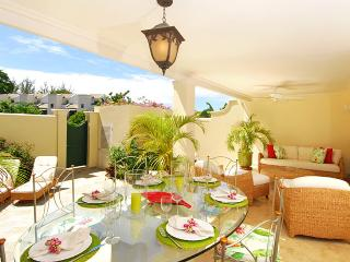 Barbados Villa 36 The Large Outdoor Terrace Comprises A Dining And Seating Area Ideal For Entertaining. - Mullins vacation rentals