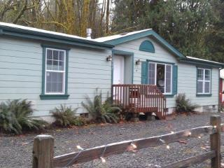 Cabin #18 - 3 bedrooms, 2 baths - Private Hot Tub & Pet Friendly! - Maple Falls vacation rentals