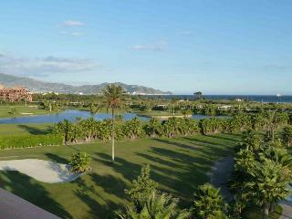 luxury apt overlooking the med and golf course - Motril vacation rentals