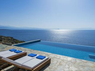 Villa Kyma, a 5 star seafront luxury villa - Chania vacation rentals