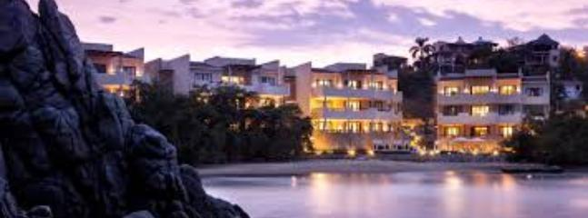 AS SEEN ON TV - BEACHFRONT Condo For Rent - Image 1 - Huatulco - rentals