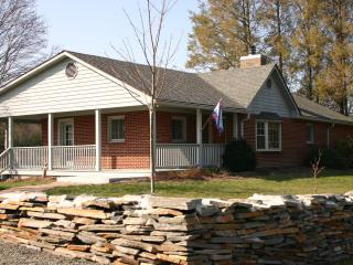 Blue Ridge Mountain House - Sparta vacation rentals