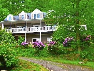 Bald Mountain House Inn @  Wolf Laurel Ski Resort - North Carolina Piedmont vacation rentals