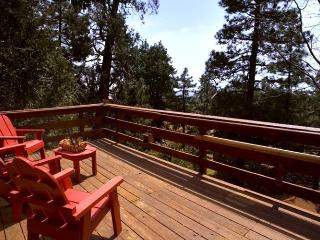 Relax at Patti's Treehouse in the Pines of Idyllwild - Idyllwild vacation rentals