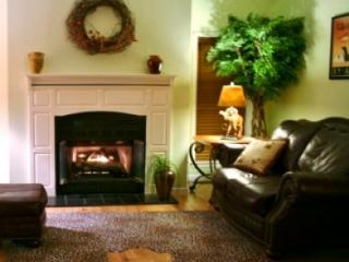 Dancing Waters – Relaxing on a Creek, Faultlessly Furnished Country Cottage, Game Room & Fire Pit - Candler vacation rentals
