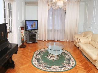 Nice Clean 3 Bedroom Apartment in center - Kiev vacation rentals