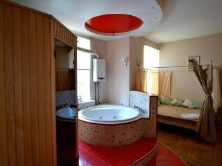 Amazing Jacuzzi 3 Bedroom Apartment in Kiev Center - Kiev vacation rentals