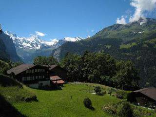 Chalet Bergrose- Luxury Holiday Apartment in Wengen - Wengen vacation rentals