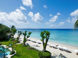 Old Trees 12 at Paynes Bay, Barbados - Beachfront, Pool, Tropical Communal Gardens - Terres Basses vacation rentals