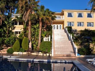 Exclusive villa on the Costa del Sol, 12-16 guests - Torremolinos vacation rentals