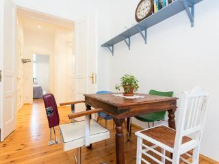 Beautiful Berlin Altbau in most loved Kollwitzkiez - Berlin vacation rentals