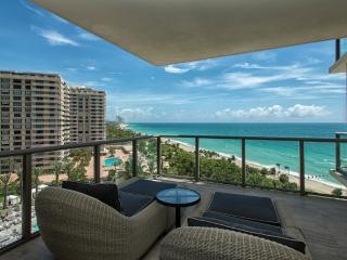 St Regis Resort 1+den Ocean Front Condo - Bal Harbour vacation rentals