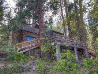 Find Complete Peace in Authentic Log Cabin ~ RA867 - Glenbrook vacation rentals