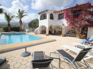 Private Villa with Mountain & Sea Views in Calpe - Calpe vacation rentals