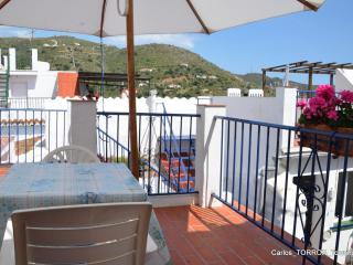 Typical spanish townhouse (incl patio & terrasses) - Torrox vacation rentals