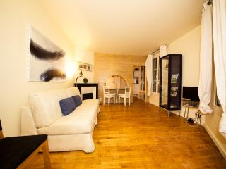 Charming studio in the  Latin Quarter (1992) - Paris vacation rentals
