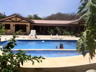 New Pool and Home - Vacation Rental #0B, Hidden Valley, Huacas CR - Huacas - rentals