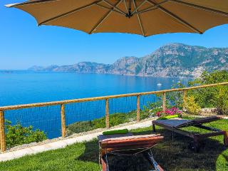 Casa Cinque stunning view of the Amalfi Coast - Amalfi vacation rentals