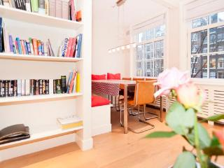 Spacious Luxurious Canal House With Terrace In The Jordaan - Amsterdam vacation rentals