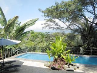 Ultra Modern Villa Overlooks Tropical Rain Forest MA08 - Manuel Antonio vacation rentals