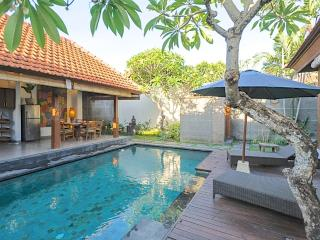 Central 2 Bdrm Villa with Pool, right in the heart of Sanur, close to shops and beach. Great Location! - Sanur vacation rentals