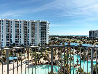 Palms Resort #2713 Jr. Suite - Book Online!  Low Rates! Buy 3 Nights or More Get One FREE! - Destin vacation rentals