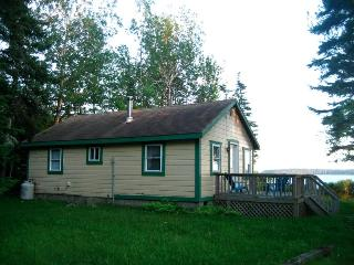 Downeast Waterfront Cottage - Great Views - Sunny - Milbridge vacation rentals