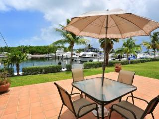 Lovely marina view at Kawama ~ Villa 13 Key Largo - Key Largo vacation rentals
