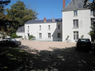 In the Loire Valley, a Magnificently Restored and furnished Manor House in Chateau Country; Sleeps 4-12 - Western Loire Valley vacation rentals