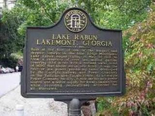 Lake Rabun Cottage-Lakemont-2BR-1BA - Atlanta Metro Area vacation rentals
