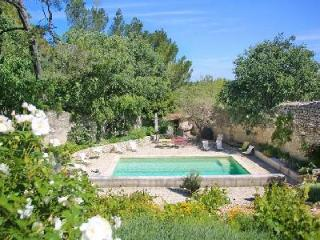 Le Viguier in a large private 6 hectare estate with pool, shared tennis & close to town - Avignon vacation rentals