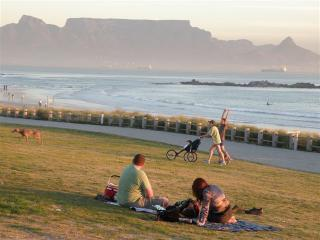 Upmarket Beachfront Self catering Apartment at Big Bay, Bloubergstrand, Cape Town - Bloubergstrand vacation rentals