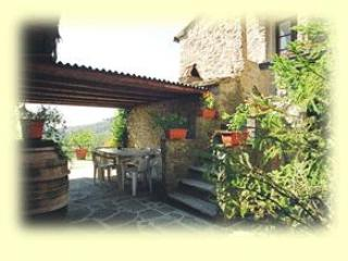 Sleeps  10- House Cortona-Tecognano - Teverina di Cortona vacation rentals