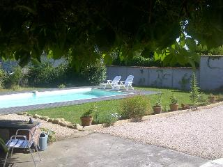 Village house with pool - Boulogne sur Gesse vacation rentals