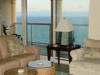 15th Fl. 3/3 Beachfront Condo in Beach Club Towers - Pensacola Beach vacation rentals