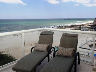 4BR/4Bath Beach Club Resort - Fit for a KING! Biggest Balconies on Pensacola Beach - Pensacola Beach vacation rentals