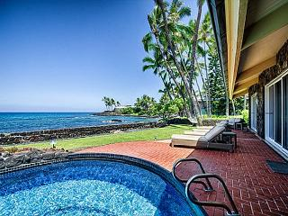Hale Pua, Private, Oceanfront Home with Pool, Spa and Spectacular Views - Kailua-Kona vacation rentals
