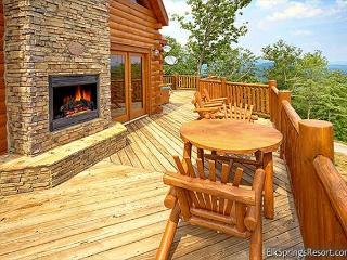 High End 3 Bedroom Cabin with Amazing Views - Gatlinburg vacation rentals