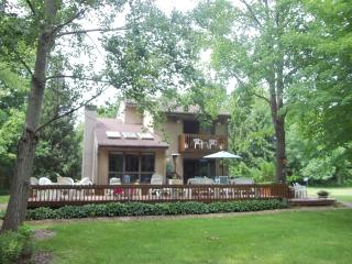 Now reduced $300 Sunset views at this secluded lot across from Lake MI - South Haven vacation rentals