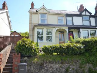 MIN Y DON Cottage with Views of Conwy Castle - Conwy County vacation rentals