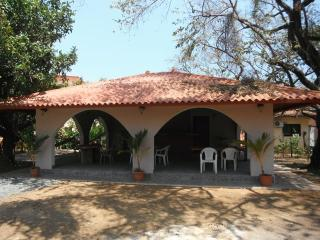 Casa Loma Pedasi offers large, family style rooms. - Pedasi vacation rentals