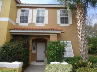From $110 a night Emerald Island 5 star Resort -3 bedroom 2.5 bath TownHome  - 9 miles from Walt Disney World Resort. EI8423FG - Kissimmee vacation rentals