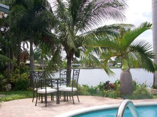Suite in Mediterranean Style Waterfront Pool Home! - Fort Lauderdale vacation rentals
