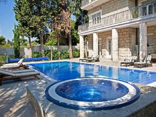Villa Split with Sea View - Historical, Private, Luxurious Amenities - Dalmatia vacation rentals
