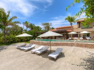 Relax in Infinity Pool at Rancho Manzanillas - Indoor/Outdoor Living at its Best - Punta de Mita vacation rentals