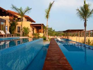 Lovely Villa with Panoramic Views, Infinity Pool & Beach Cabana - Casa Querencia - Mexican Riviera-Pacific Coast vacation rentals