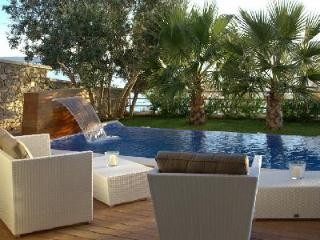 Modern sanctuary Villa Maria 5 meters from the sea with lush grounds, pool- sauna - Trogir vacation rentals
