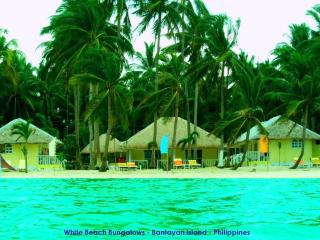 White Beach Bungalows - Bantayan Island vacation rentals